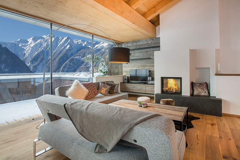 Ferien Penthaus Kitzbüheler Alpen