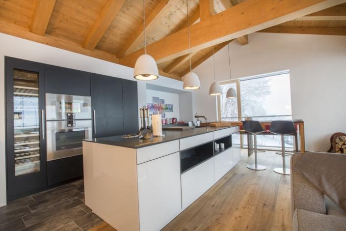 Ferienwohnung Kitzbüheler Alpen Küche