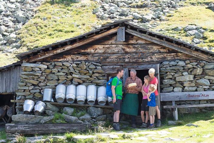 Ferienwohnung Kitzbüheler Alpen Wandern