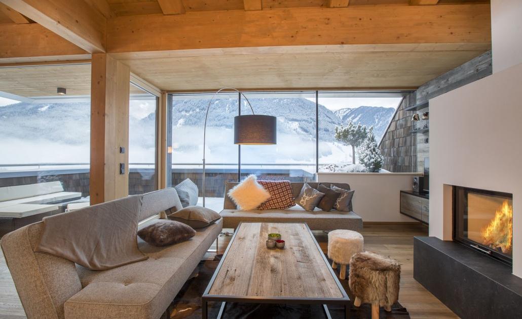 Ferienwohnung Kitzbüheler Alpen Wohnen
