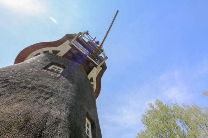 Mühle Fortuna außen Mühle