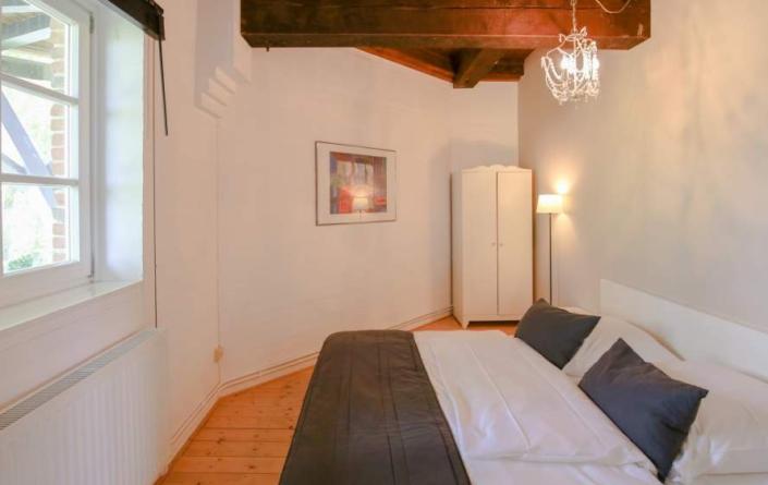 Mühle Fortuna Schlafzimmer hinten
