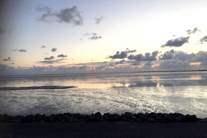 Mühlen Kate Meer