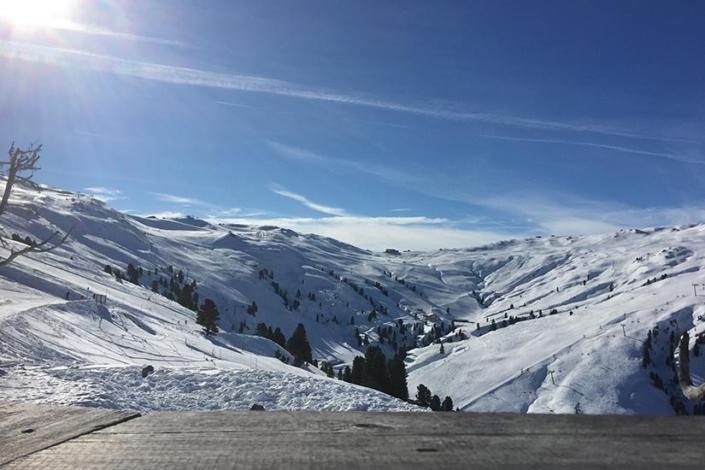 Ferienwohnung Kitzbüheler Alpen Winter